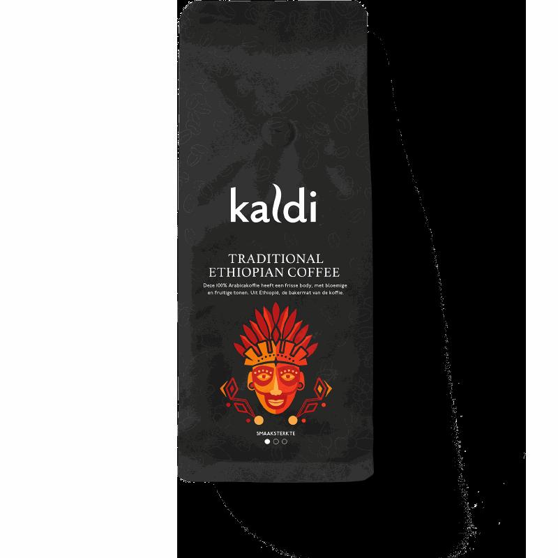 Ethiopian Finest Mocha milde koffiesmaak