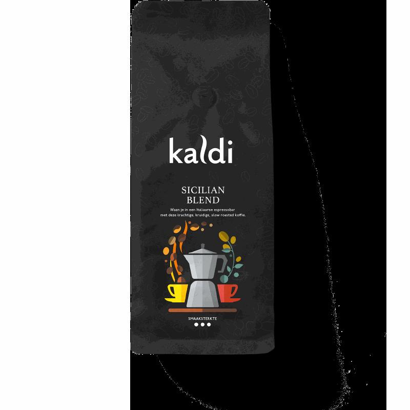 Sicilian Espresso Blend Bold